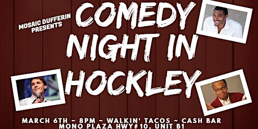 Comedy Night In Hockley