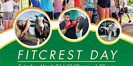 FitCrest tickets
