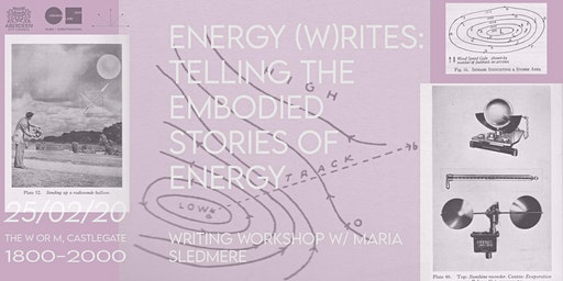 Energy (W)rites: Telling the Embodied Stories of Energy