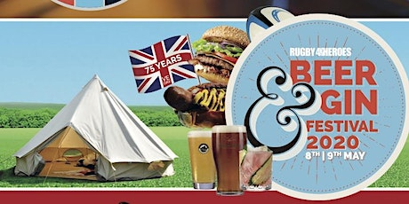 Rugby4Heroes Beer and Gin Festival tickets