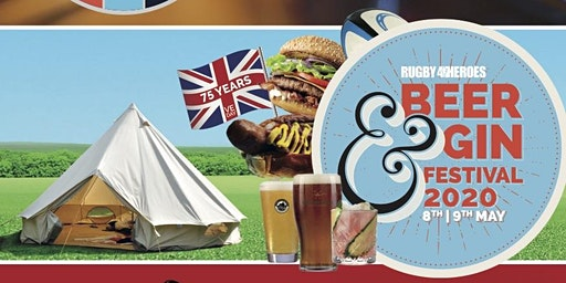 Rugby4Heroes Beer and Gin Festival