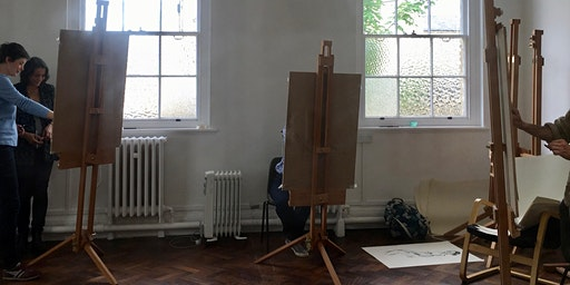 Life Drawing Session with Alex Roberts
