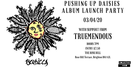 Pushing Up Daisies Album Launch Party tickets