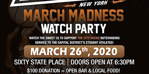 City Rocks Gala- March Madness Party