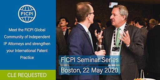 FICPI International Patent Practice Seminar - Boston
