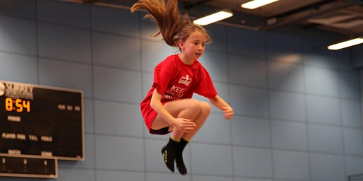 TRAMPOLINE | EASTER | MASTERCLASS | 7th & 9th April