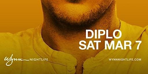 DIPLO @ XS NIGHTCLUB SATURDAY MARCH 7TH