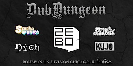 Dub Dungeon - Zebo tickets