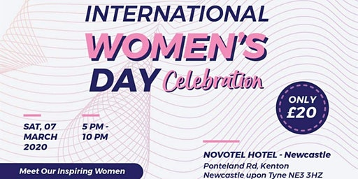 Recognise - Embrace - Inspire and Celebrate International Women's Day