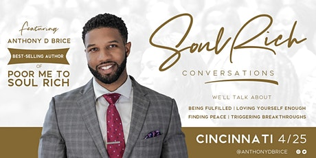Soul Rich Conversations tickets