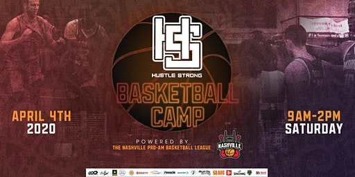 HUSTLEstrong Foundation Basketball Camp
