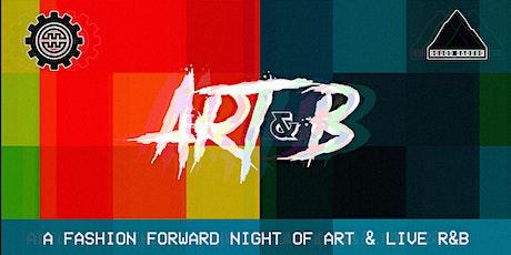 Art & B tickets