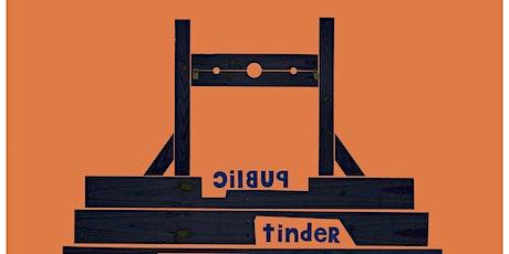 Negroni Talks #20 Tinder Tender Procurement Lies tickets