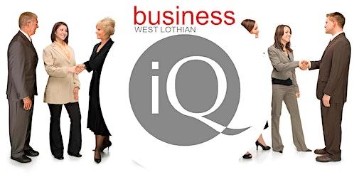 Business iQ West Lothian March 6th 2020