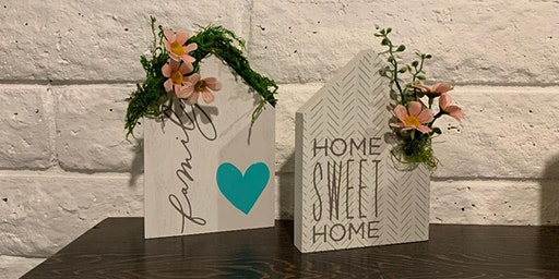 Tattered and Chalked - Home Sweet Home
