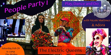 People Party I: Play, Dance and Do tickets