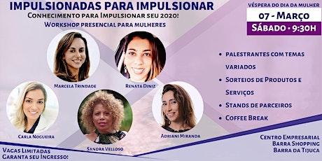 IMPULSIONE SEU 2020 - IMPULSIONADAS E SUAS CONVIDADAS! ingressos