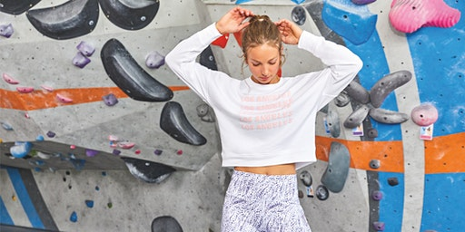 FREE HIIT class with Lizzie @Fabletics Legacy West