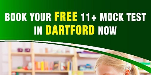 Free 11+ Mock Test @ Dartford - 7 March 2020