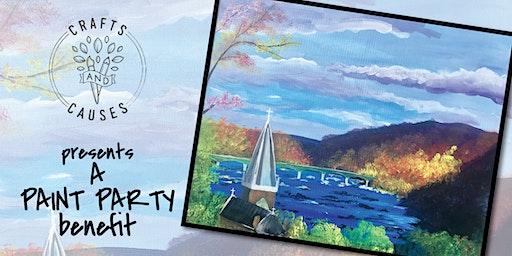 Paint Party Benefit Lodge 191
