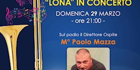 """""""Lona"""" in concerto biglietti"""