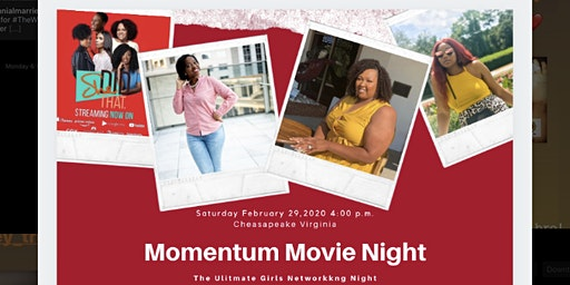 Momentum Movie Night with Ijanney_tru