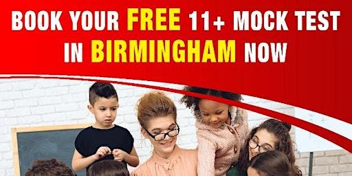 Free 11+ Mock Test @ Birmingham - 14 March 2020