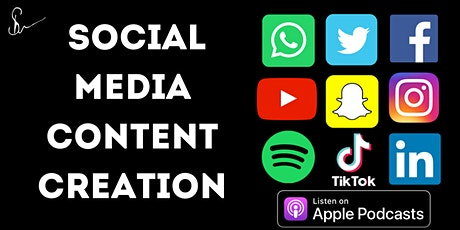 Create Effective Social Media Content & Branding tickets