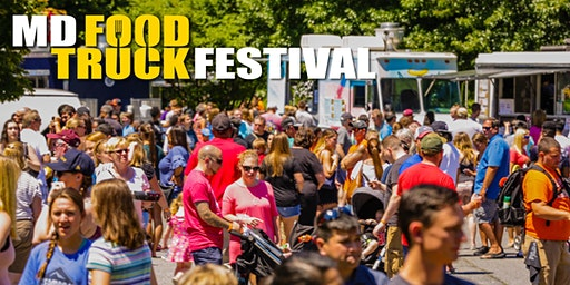 MD Food Truck Festival at Anne Arundel County Fairgrounds 2020