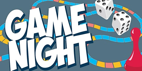 Friendly Eats -- Games Night tickets