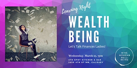 Wealth Being: Calgary tickets