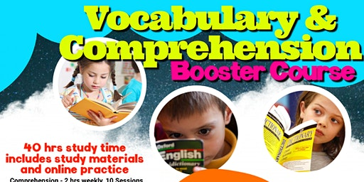 Vocabulary and Comprehension Booster Course