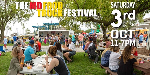 Maryland Food Truck Festival at Herrington Harbour North 2020