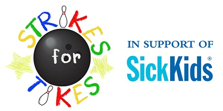Strikes for Tikes: In Support of Sick Kids tickets