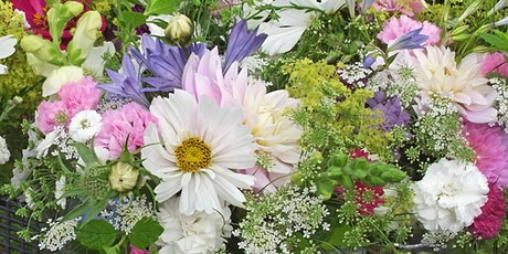 'Cut Flowers From Your Garden' workshop tickets