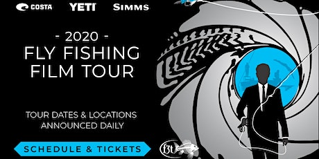 Fly Fishing Film Tour 2020 tickets
