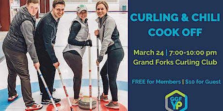 2020 Chili and Curling Social tickets