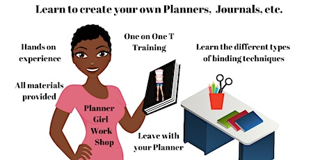 Planner Girl Workshop (One on One Training) tickets