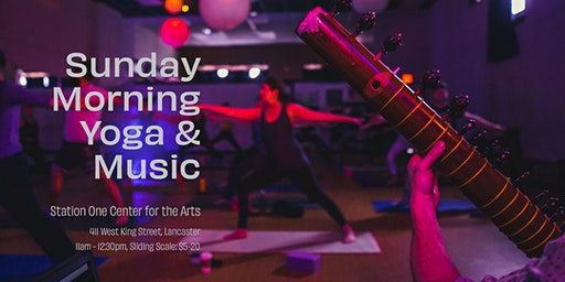 Sunday Morning Community Yoga & Music