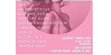 International Women's Day - Charity Free Party tickets