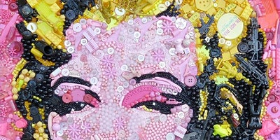 """Saturday Workshop """"From Garbage to Art"""" ~ Turning waste into beautiful pieces of art!"""