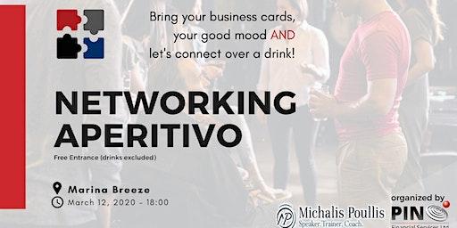 Networking Aperitivo