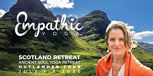 Ancient Soul Yoga Retreat in Scotland + Outlander Tour
