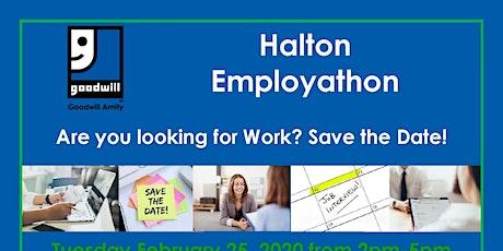 HALTON EMPLOYATHON tickets