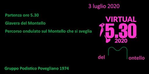 Run 5.30 Virtual del Montello