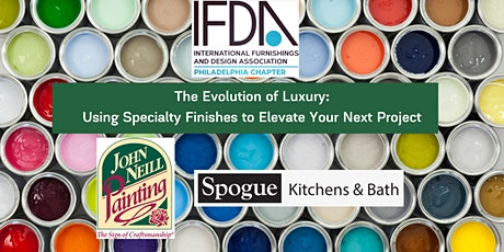 The Evolution of Luxury: Using Specialty Finishes to Elevate Your Projects tickets