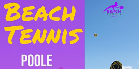Beach Tennis Poole   Launch Weekend - Saturday 4 April tickets