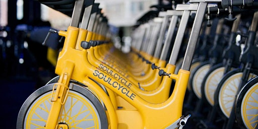Sweat for St. Jude Soulcycle Ride