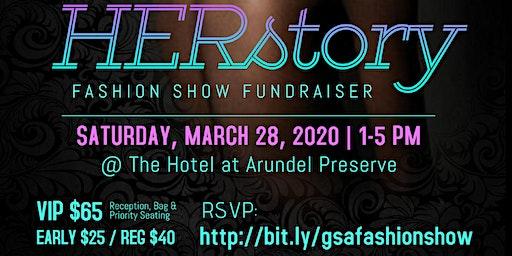 HERstory Fashion Show
