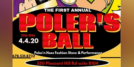 Poler's Ball 4 Year Anniversary Fashion Show & Showcase. tickets